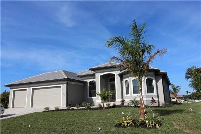 Punta Gorda Single Family Home For Sale: 1216 Mineo Drive