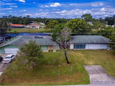 Port Charlotte Single Family Home For Sale: 3385 Beacon Drive