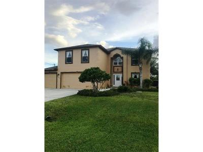 Port Charlotte Single Family Home For Sale: 14339 Ingraham Boulevard