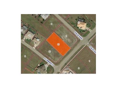 Punta Gorda Isles Sec 18, punta gorda isles sec 18, Punta Gorda Isles Sec 18 Burnt Store Meadows, Punta Gorda Isles Sec 18, Burnt Store Meadows Residential Lots & Land For Sale: 356 Royal Poinciana