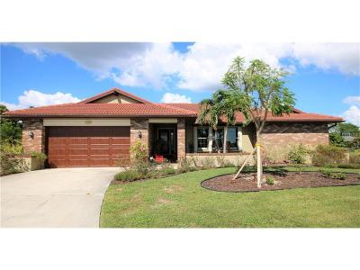 Punta Gorda Single Family Home For Sale: 1520 Appian Drive