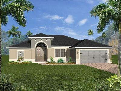 Port Charlotte FL Single Family Home For Sale: $337,900