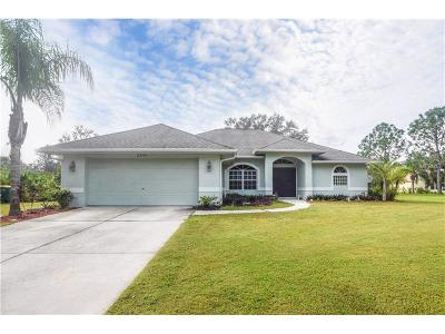 Port Charlotte Single Family Home For Sale: 23141 Hammond Avenue