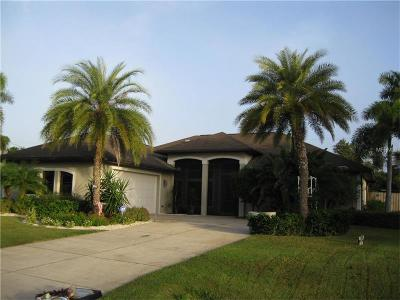 Port Charlotte Single Family Home For Sale: 23132 August Avenue