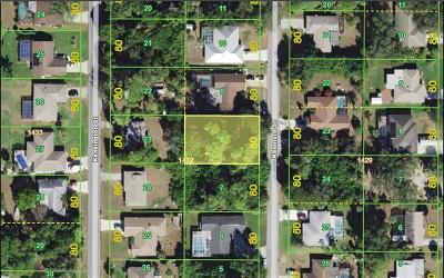 Port Charlotte Residential Lots & Land For Sale: 1489 Kenmore Street