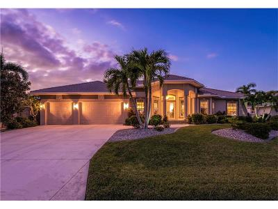 Punta Gorda Single Family Home For Sale: 517 S Crete Court