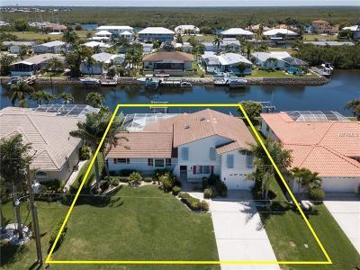 Punta Gorda Single Family Home For Sale: 5400 Almar Drive