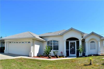 Port Charlotte Single Family Home For Sale: 9362 Migue Circle