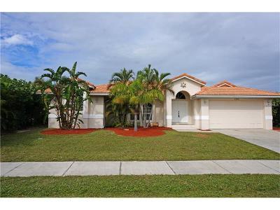 Punta Gorda Single Family Home For Sale: 2340 Magdalina Drive