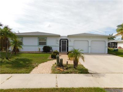 Port Charlotte Single Family Home For Sale: 150 Bangsberg Road SE