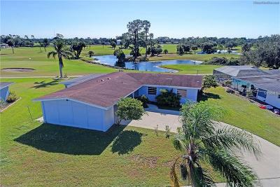 Port Charlotte Single Family Home For Sale: 2400 Conway Boulevard