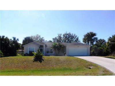 Port Charlotte FL Single Family Home For Sale: $230,000