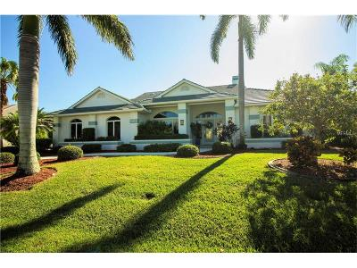Punta Gorda Single Family Home For Sale: 5018 Captiva Court