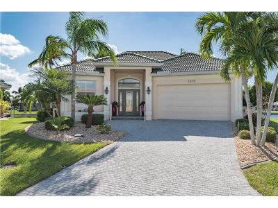 Punta Gorda Single Family Home For Sale: 1255 Eider Court