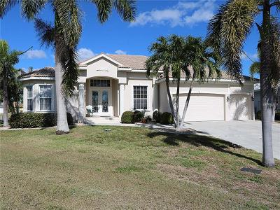 Punta Gorda Single Family Home For Sale: 406 La Sila Court