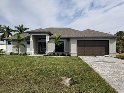 Charlotte County Single Family Home For Sale: 17154 Marydale Road