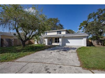 Safety Harbor Single Family Home For Sale: 40 Harbor Lake Circle