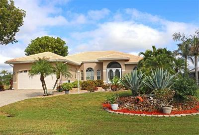 Punta Gorda Single Family Home For Sale: 24216 Santa Inez Road