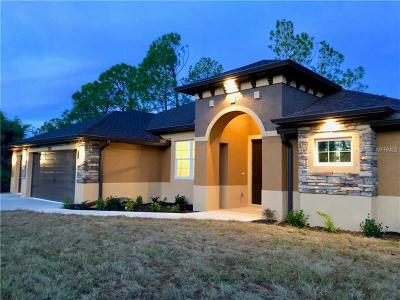 Charlotte County Single Family Home For Sale: 10458 Sunbury Drive