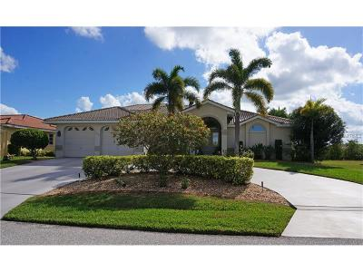 Punta Gorda Single Family Home For Sale: 1409 Grebe Drive