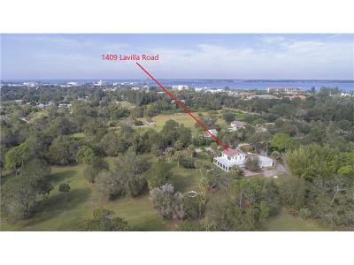 Punta Gorda Single Family Home For Sale: 1409 Lavilla Road