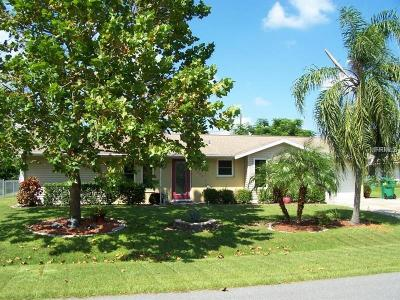Port Charlotte Single Family Home For Sale: 23248 Aberdeen Avenue