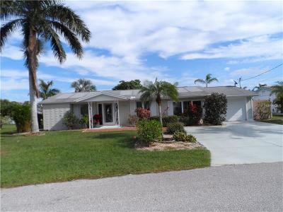 Port Charlotte Single Family Home For Sale: 4574 Fallon Circle