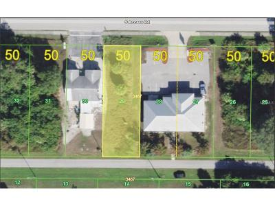 Englewood Residential Lots & Land For Sale: 3277 S Access Road