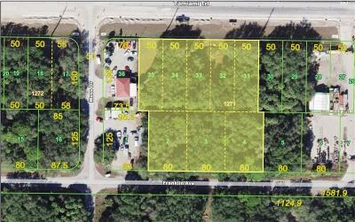 Residential Lots & Land For Sale: 649 Tamiami Trail