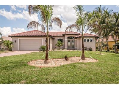 Port Charlotte Single Family Home For Sale: 18395 Inwood Avenue