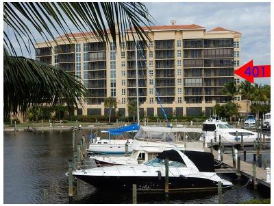 Punta Gorda Condo For Sale: 3313 Sunset Key Circle #401