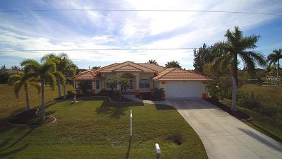 Port Charlotte Single Family Home For Sale: 15560 Avery Road