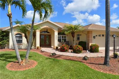 North Port Single Family Home For Sale: 6851 Pan American Boulevard
