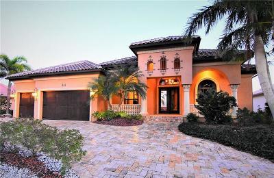 Punta Gorda Single Family Home For Sale: 341 Monaco Drive