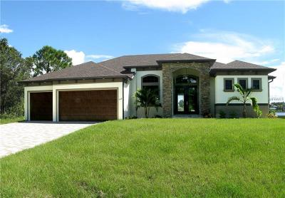 Punta Gorda Single Family Home For Sale: 2948 Peace River Drive