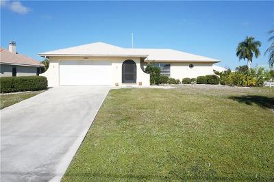 Punta Gorda Single Family Home For Sale: 1420 Pine Island Court