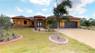 North Port Single Family Home For Sale: 1 Union Lane