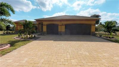 North Port Single Family Home For Sale: 0 McAllister Lane