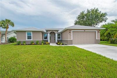 Punta Gorda Single Family Home For Sale: 16304 Quesa Drive