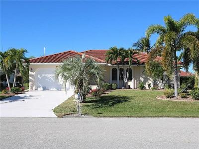 Punta Gorda Single Family Home For Sale: 3447 Owl Court