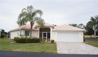Lee County Single Family Home For Sale: 4071 King Tarpon Drive