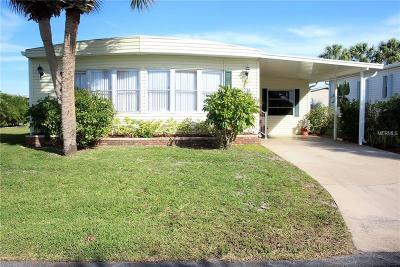 Port Charlotte FL Mobile/Manufactured For Sale: $89,900