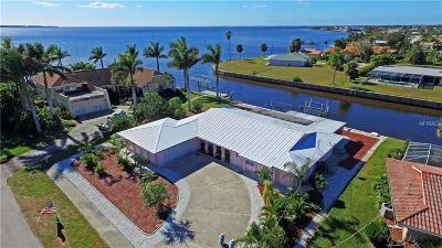 Port Charlotte Single Family Home For Sale: 4459 Crews Court