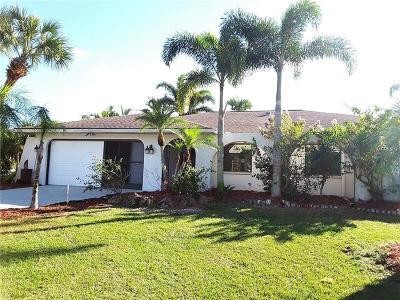 Port Charlotte Single Family Home For Sale: 24645 Nova Lane