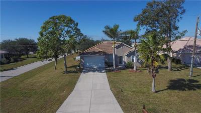 Punta Gorda Single Family Home For Sale: 17419 Cape Horn Boulevard