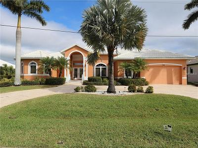 Punta Gorda Single Family Home For Sale: 789 Monaco Drive