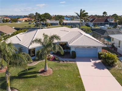 Punta Gorda Single Family Home For Sale: 40 Ocean Drive