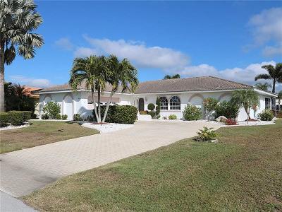 Punta Gorda Single Family Home For Sale: 610 Eleuthera Drive