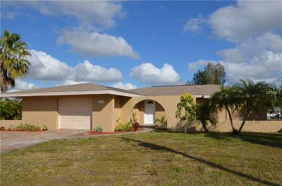 Port Charlotte Single Family Home For Sale: 4050 Yucatan Circle