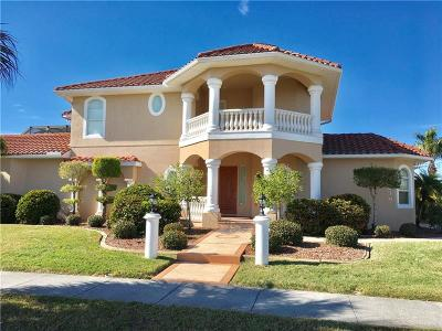 Port Charlotte Single Family Home For Sale: 4239 Harbor Boulevard